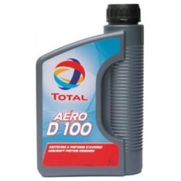 HUILE TOTAL AERO D100