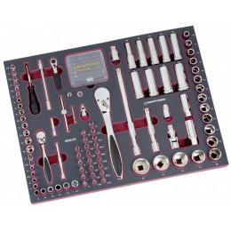 Module 154 Pièces douilles et accessoires COMPLETO EVA KRAFTWERK