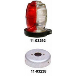 ROTATING BEACON WHELEN 70509-02 14V RED/WHITE