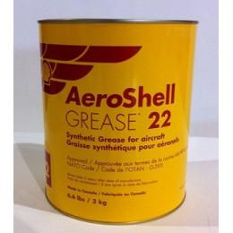 GRAISSE AEROSHELL 22