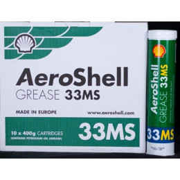 GRAISSE AEROSHELL 33MS