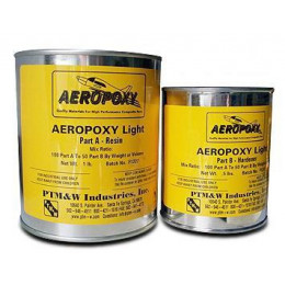 KIR RESINE AEROPOXY LIGHT 1.5LB