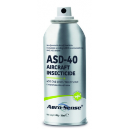 SPRAY INSECTICIDE MULTI SHOT ASD-40