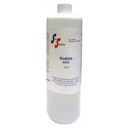 ALUMINUM ETCH AND CLEANER 1 QT