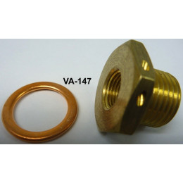 ADAPTER USED FOR ISS GAUGE