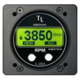 TL HOUR AND RPM METER TL-2824