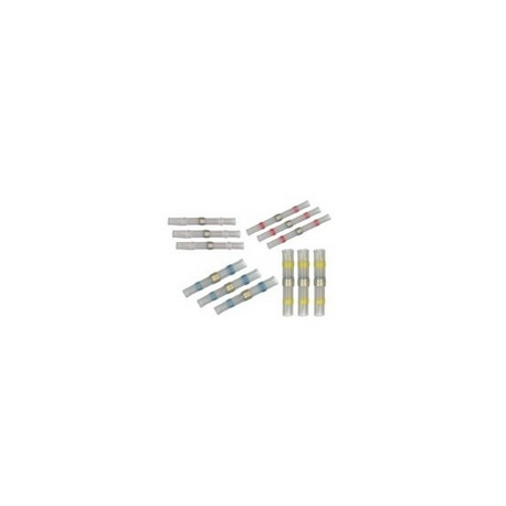 CONNECTEUR AUTO-SOUDEUR ETANCHE  BLANC 0.3-0.8mm2