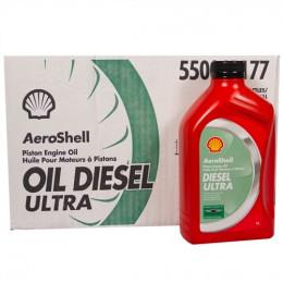 HUILE AEROSHELL OIL DIESEL ULTRA (1L)