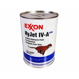 FLUID HYDRAULIQUE EXXON HYJET IV A+ (1qt)