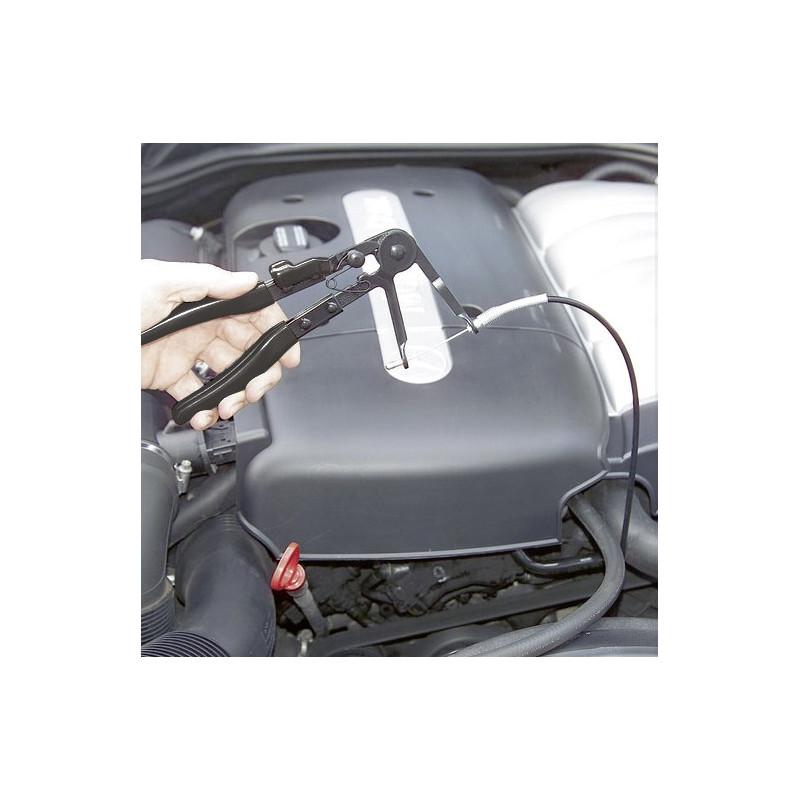 Pince universelle pour collier auto serrant verrouillable kraftwerk aero 3d - Pince collier auto serrant ...