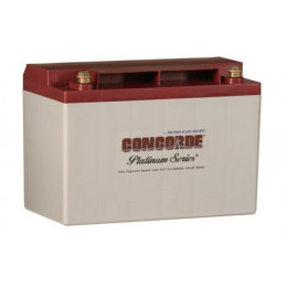 BATTERIE CONCORDE  RG-35AXC