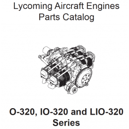 IPC LYCOMING AEIO-320