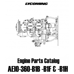 IPC LYCOMING AEIO-360