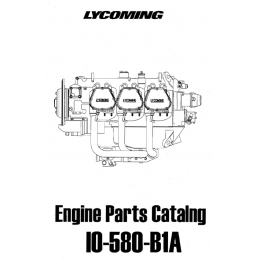 IPC LYCOMING AEIO-580