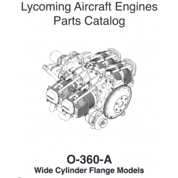 IPC LYCOMING O-360 A2A
