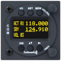 RADIO FUNWERK ATR833 LED