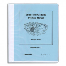 Lycoming Overhaul Manual 60294-7