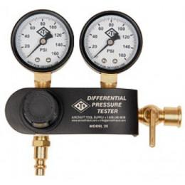 """Testeur de pression différentielle de cylindre 5"""" BORE (LARGE)"""