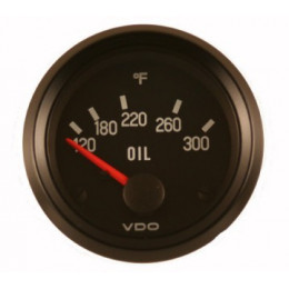 "INDICATEUR TEMPERATURE HUILE 2"" VDO"