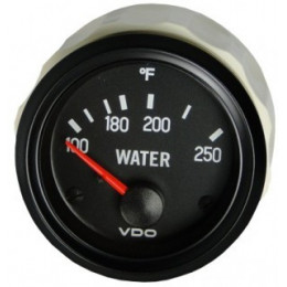 "INDICATEUR TEMPERATURE EAU 2"" VDO"
