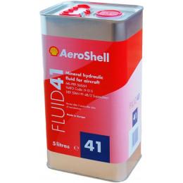 AEROSHELL 41 HYDRAULIC FLUID (209l)