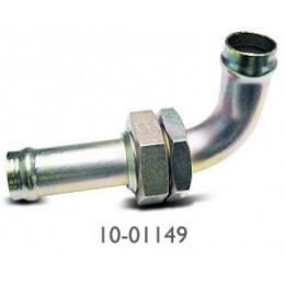 RACCORD TEMPEST (passage cloison 90° ) AA1K43-10-10