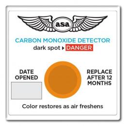 DETECTEUR MONOXYDE DE CARBONE ASA-CO-D