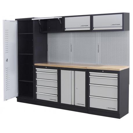 mobilier d 39 atelier 4 l ments kraftwerk. Black Bedroom Furniture Sets. Home Design Ideas