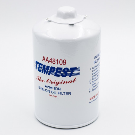 FILTRE A HUILE Tempest AA48108-2