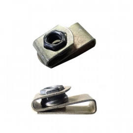 TINNERMAN FLOATING CLIPNUT 6-32