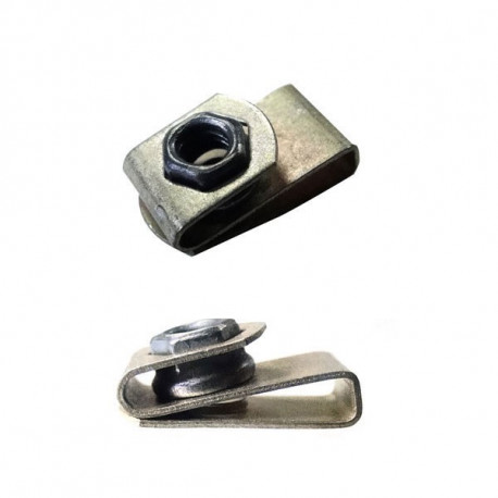 FLOATING CLIP NUT 3D0039-3 D6-32