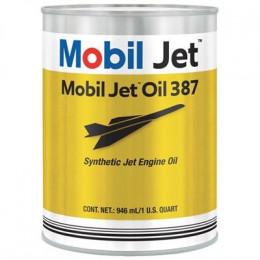 MOBIL JET OIL 387 1 US QT