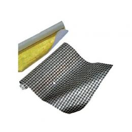 FEUILLE ADHESIVE DE PROTECTION THERMIQUE ZIRCOFLEX 2 EPAISSEURS 450x550mm