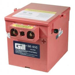 BATTERIE GILL GE-51C