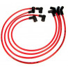 4 PRE-TERMINATED PLUG LEADS - BAGGED (WITHOUT PLUG ADAPTERS) EMA 75001