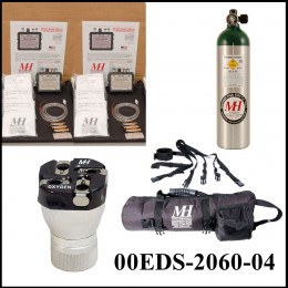 KIT OXYGENE 4P O2D2-415-4P-F