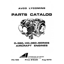 IPC LYCOMING O-360 HO-360