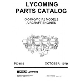IPC LYCOMING IO-540