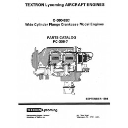 IPC LYCOMING O-360-B2C