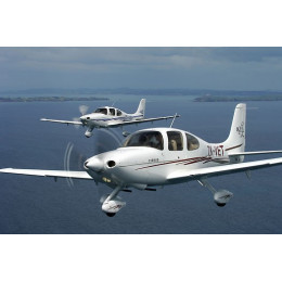 GUIDE PARTS CIRRUS SR20