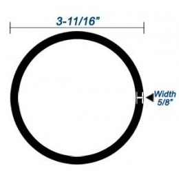 LW12681 LYCOMING MAGNETO GASKET