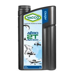 HUILE YACCO AVX500 2T