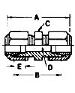NYLO-SEAL FITTINGS 262-N 04