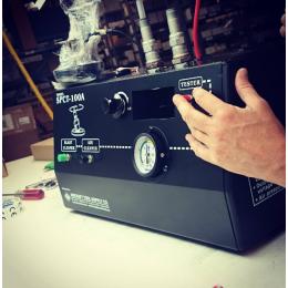 SPARK PLUG CLEANER TESTER (DUAL-VOLTAGE 115V/220V
