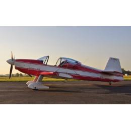 CR100 en vol