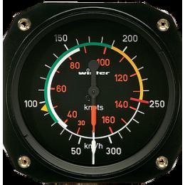 ANEMOMETRE WINTER 0 - 300KM/H, 80 MM