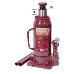 Cric bouteille hydraulique 2 T KRAFTWERK