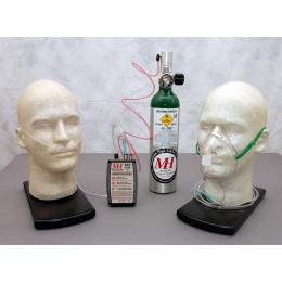 KIT OXYGENE EDS-O2D1-2G AL-180