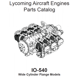 IPC LYCOMING AEIO-540