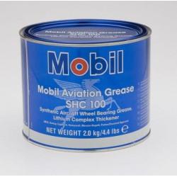GRAISSE POUR ROULEMENT MOBILGREASE SHC 100 (2KG)
